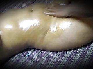 Oil Massage Indian Girl Sex Nice Boobs Gt