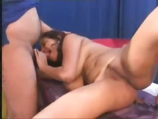 Indian Girl Is Massaged And Fucked By His Cock