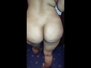 Fantastic Thick Booty Arab Chick