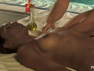 Female Anal Massage (2011) (part 1)