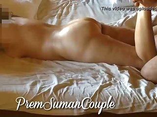 Desi Wife Suman Getting Nude Massage Hubby Filming [part 7]