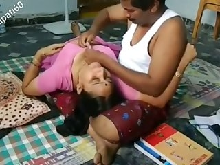 Horny Indian Wife Deepa Wild Fucking Husband