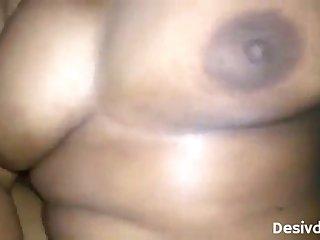 Desi Big Boobs Aunty Fucked Hard By Serf Om